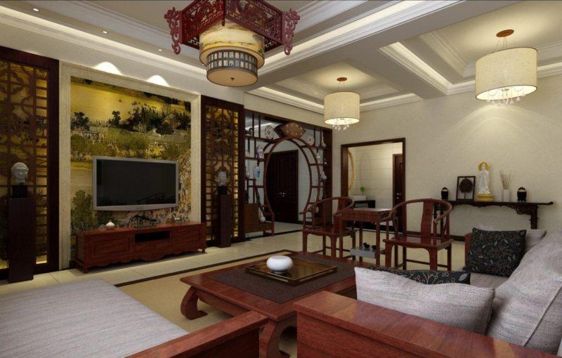 гостинная в восточном стиле 1 (42)