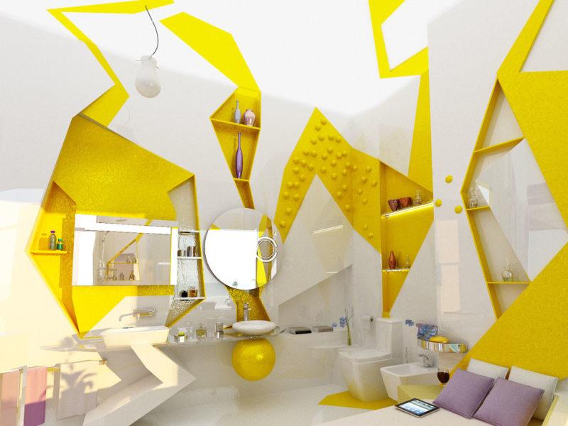 гостинная в желтом цвете 1 (10)