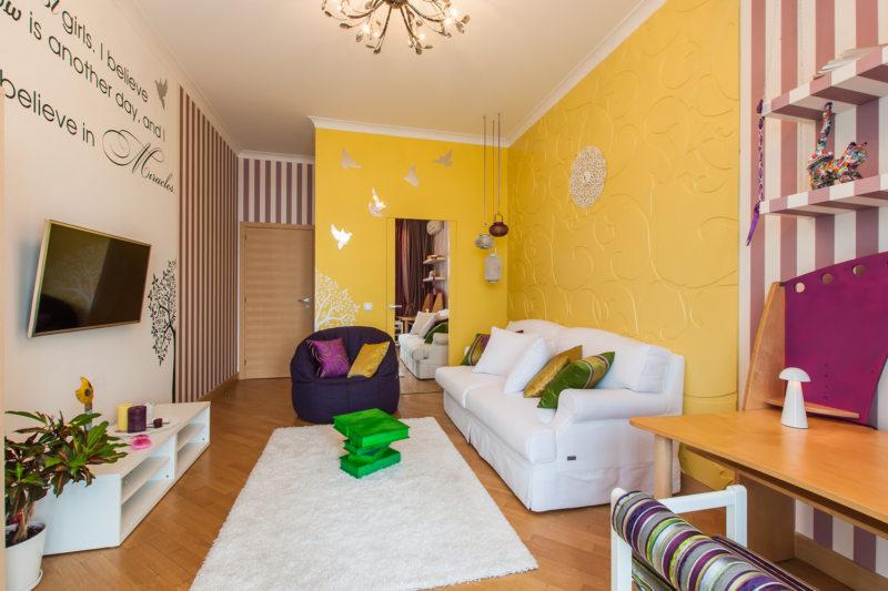 гостинная в желтом цвете 1 (36)