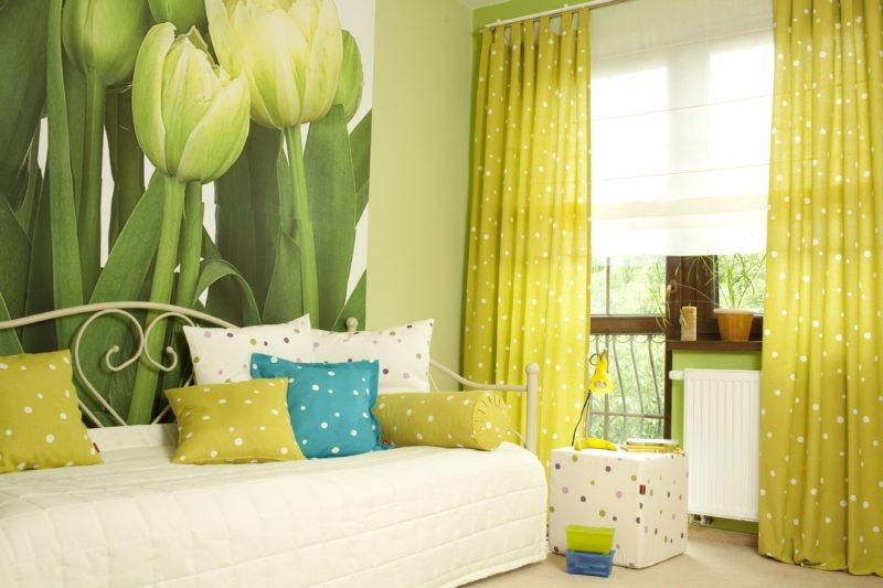гостинная в желтом цвете 1 (41)