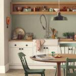 кухня в фисташковом цвете 1 (12)