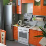 кухня в хрущевке (1)