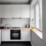 кухня в хрущевке (18)