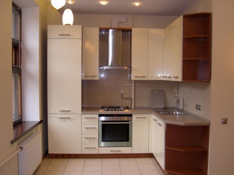 кухня в хрущевке (2)