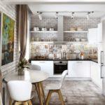 кухня в хрущевке (23)
