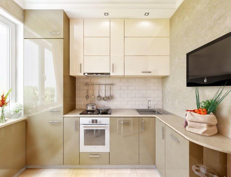 кухня в хрущевке (34)
