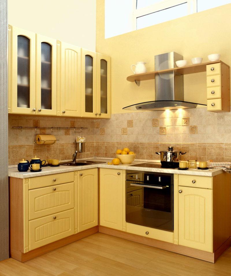 кухня в хрущевке (35)