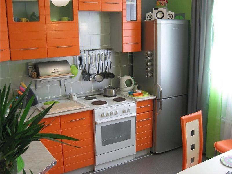 кухня в хрущевке (43)