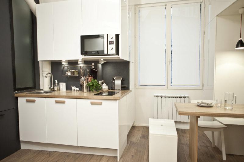 кухня в хрущевке (5)