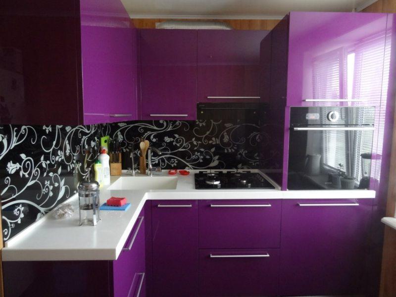 кухня в хрущевке (6)
