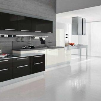 Кухня в стиле арт-деко — тонкости оформления и грамотный подход (70 фото)