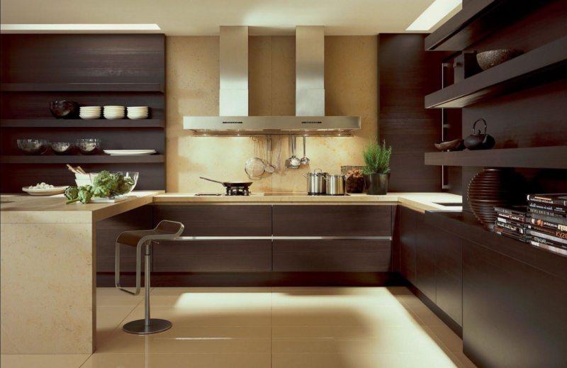 кухня в стиле конструктивизм (16)