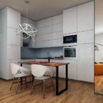 кухня в стиле конструктивизм (21)
