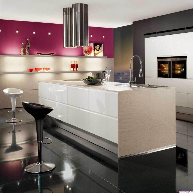кухня в стиле конструктивизм (26)