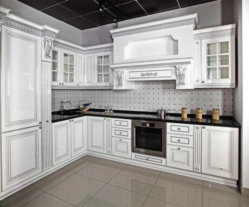 кухня в стиле конструктивизм (27)
