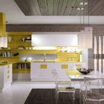 кухня в стиле конструктивизм (3)