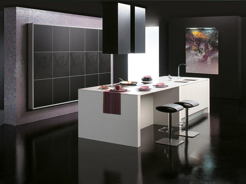 кухня в стиле конструктивизм (30)