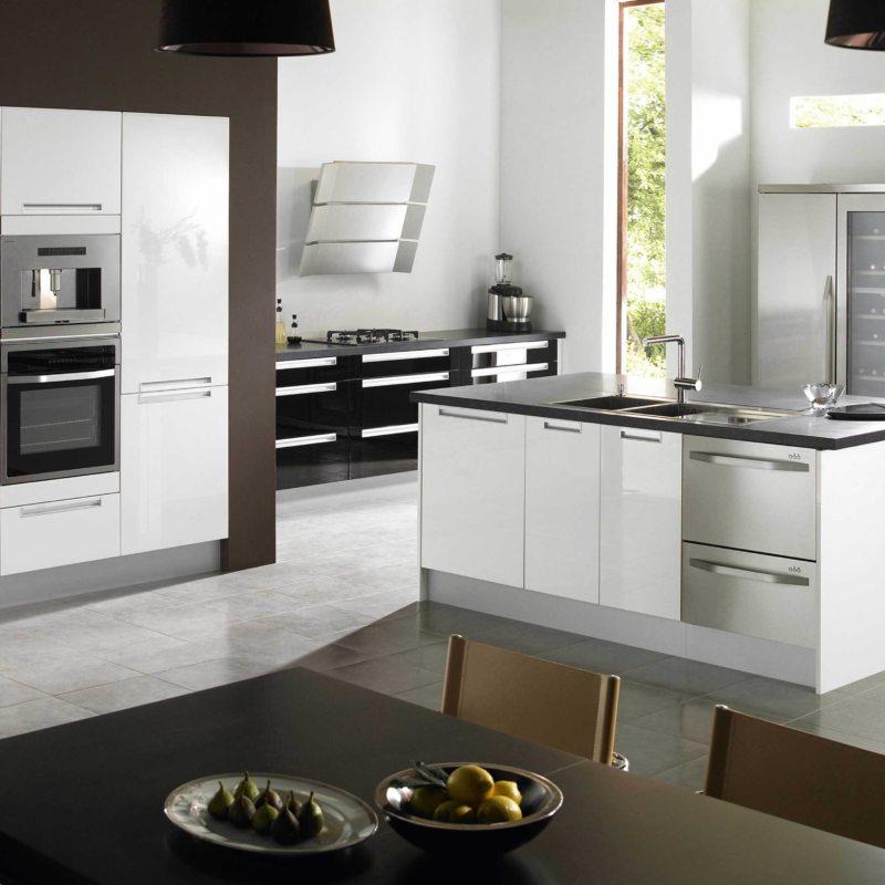 кухня в стиле конструктивизм (31)