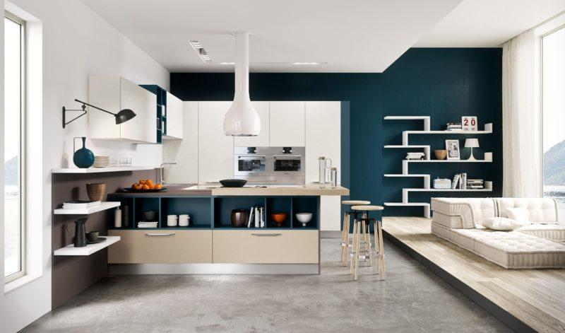 кухня в стиле конструктивизм (38)