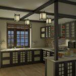 кухня в стиле конструктивизм (4)