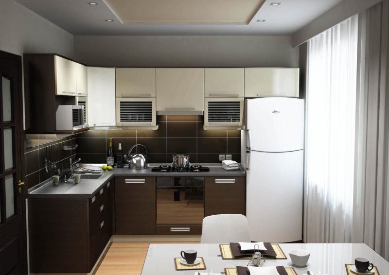кухня в стиле конструктивизм (41)