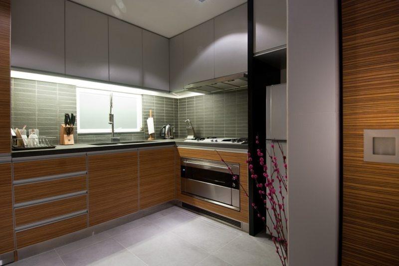кухня в стиле конструктивизм (49)