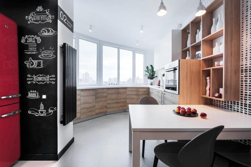 кухня в стиле конструктивизм (51)