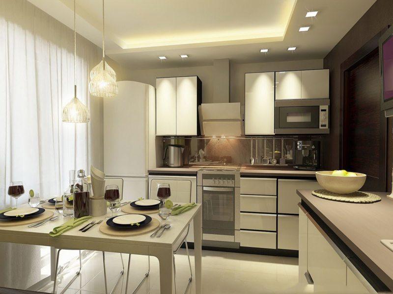 кухня в стиле конструктивизм (52)
