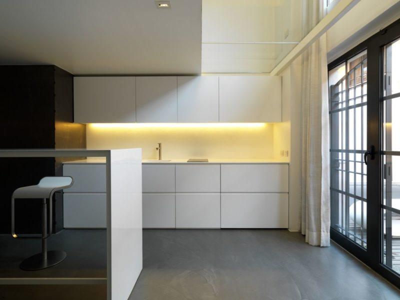 кухня в стиле конструктивизм (55)