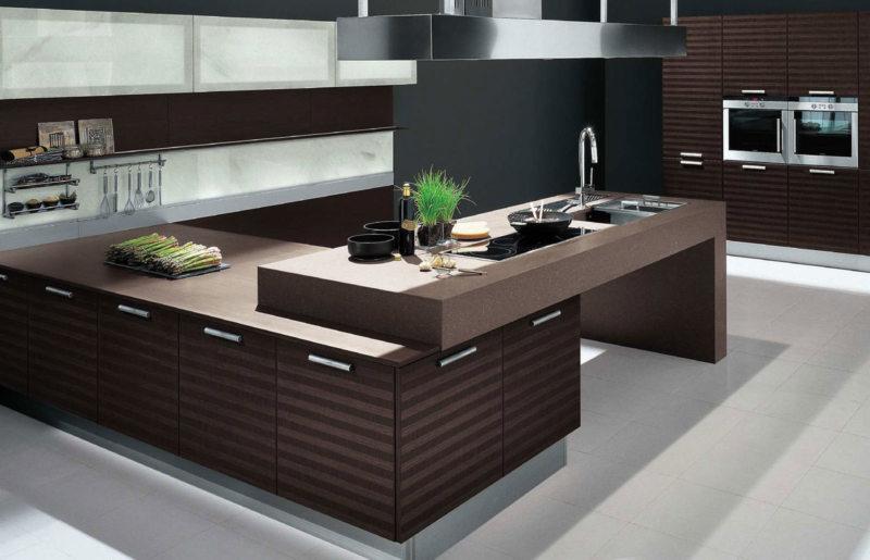 кухня в стиле конструктивизм (58)