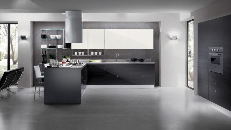 кухня в стиле конструктивизм (59)