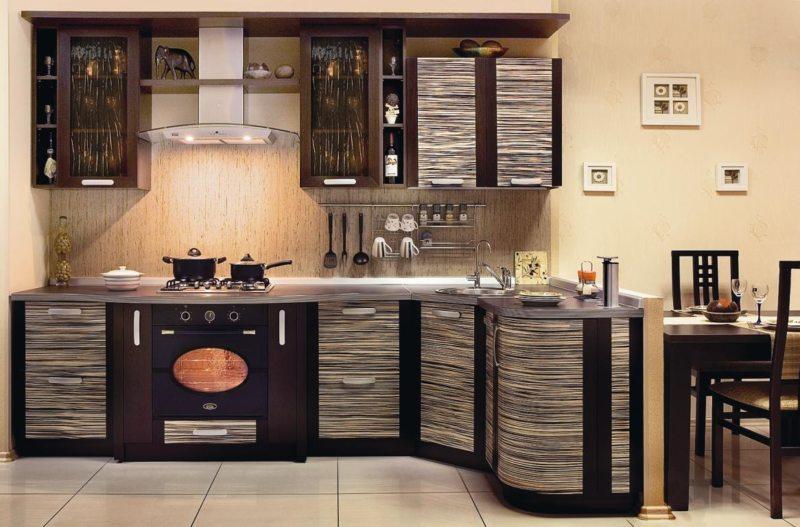 кухня в стиле конструктивизм (60)