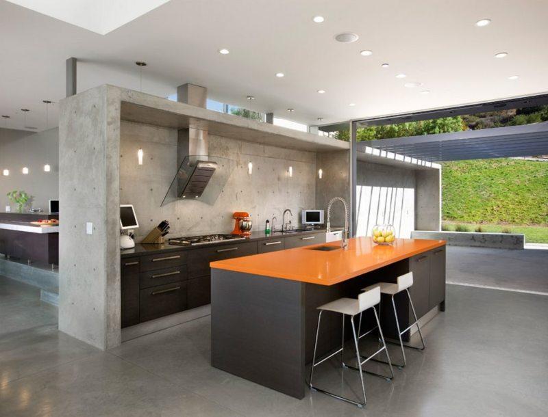 кухня в стиле конструктивизм (61)