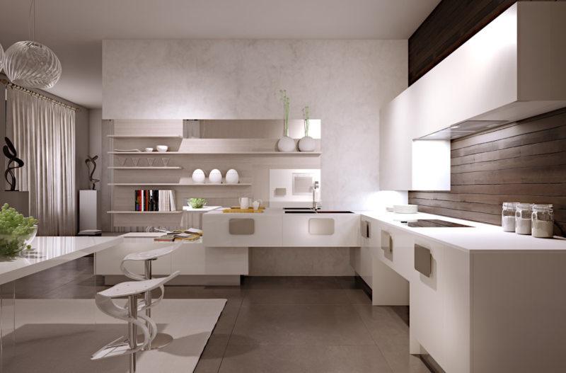 кухня в стиле конструктивизм (62)