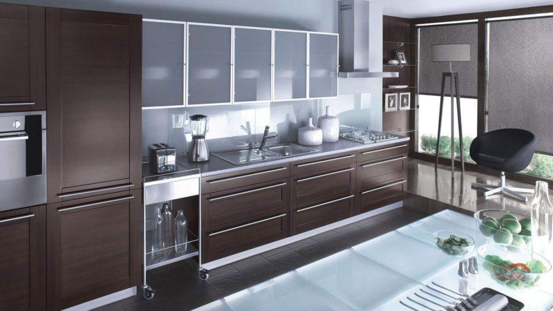 кухня в стиле конструктивизм (8)