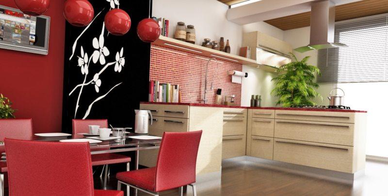 кухня в японском стиле 1 (22)