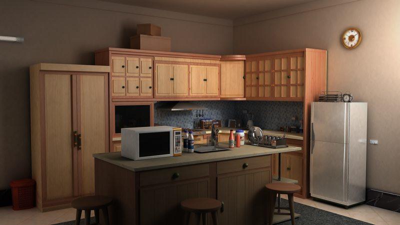 кухня в японском стиле 1 (30)