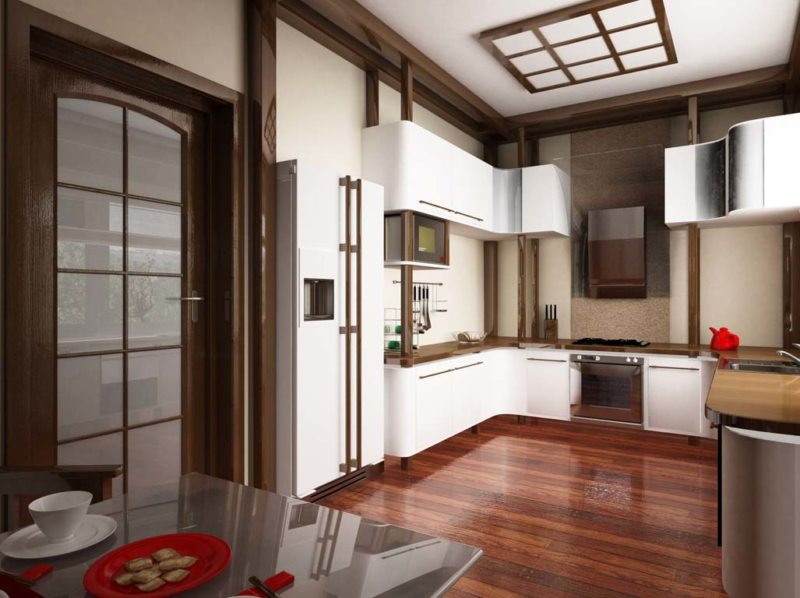кухня в японском стиле 1 (32)