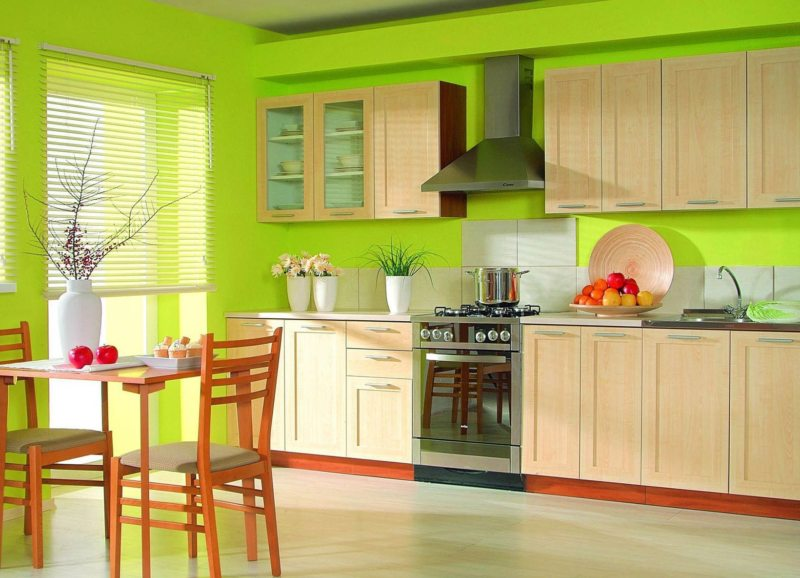 light green kitchen (2)