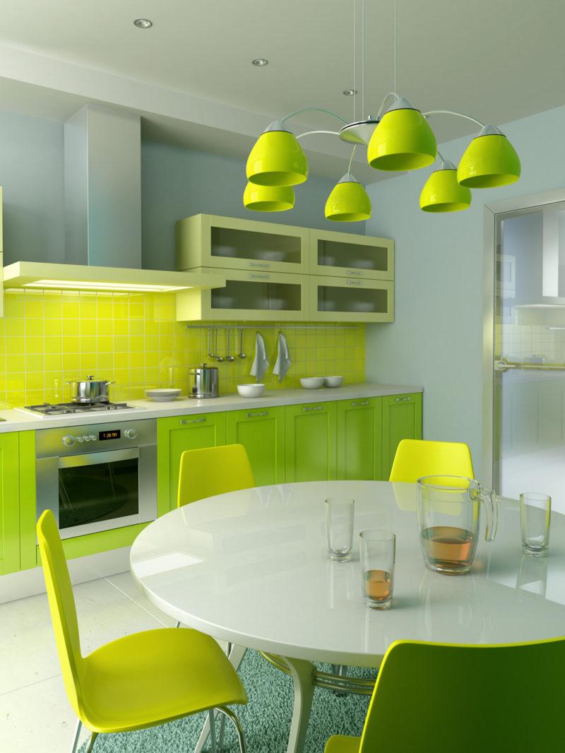 light green kitchen (4)