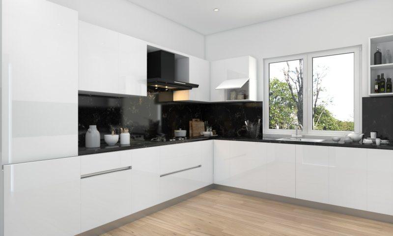 п- образная кухня 1 (16)