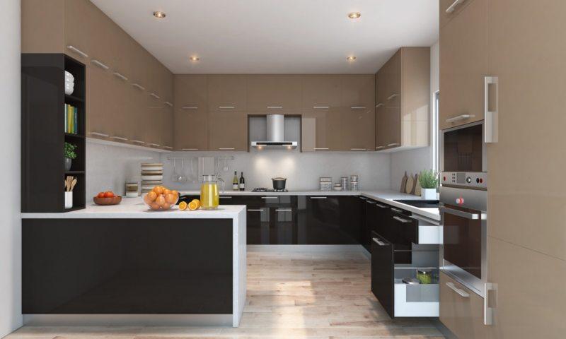 п- образная кухня 1 (18)