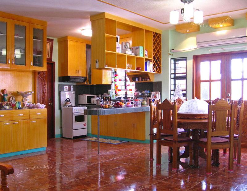 п- образная кухня 1 (33)
