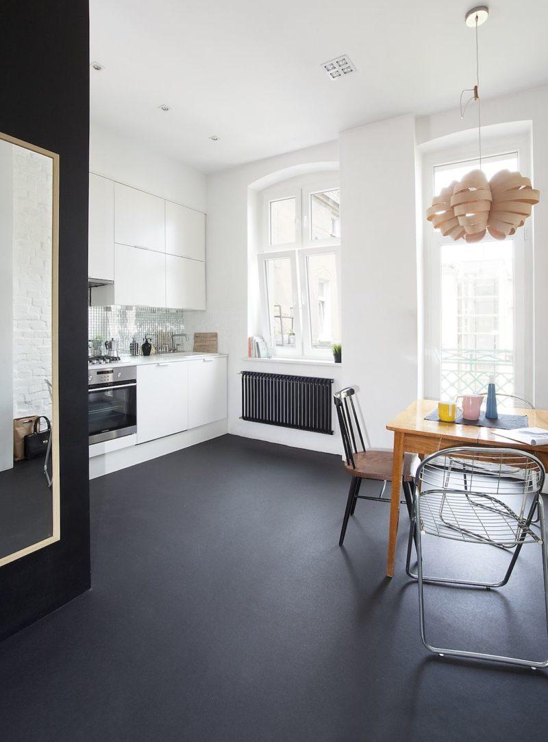пол на кухне (1)