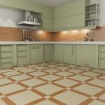 пол на кухне (34)