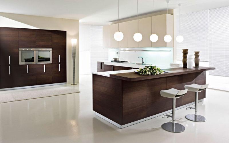 пол на кухне (47)