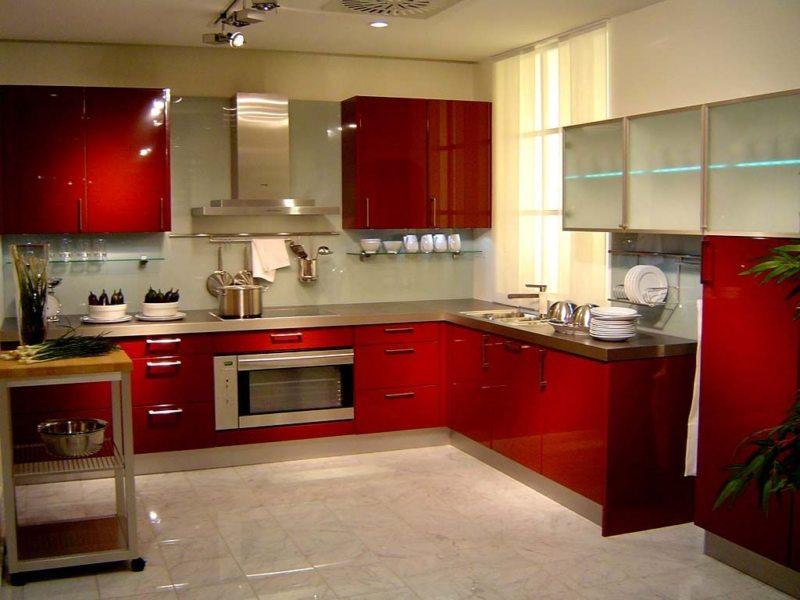пол на кухне (52)