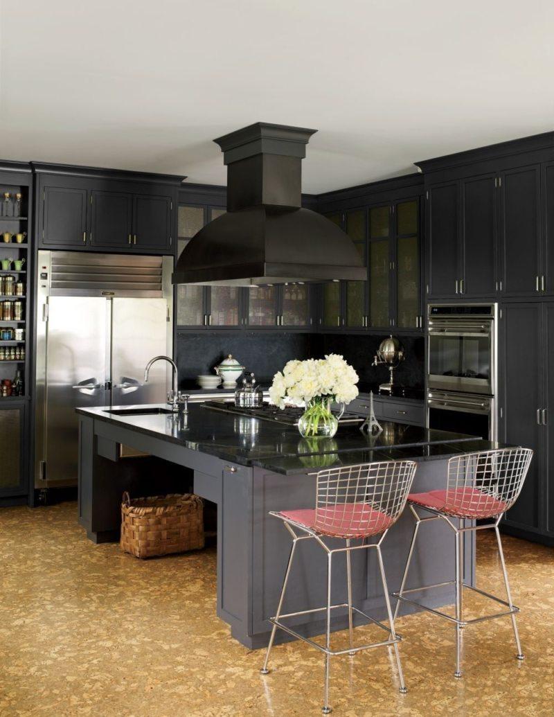 пол на кухне (59)