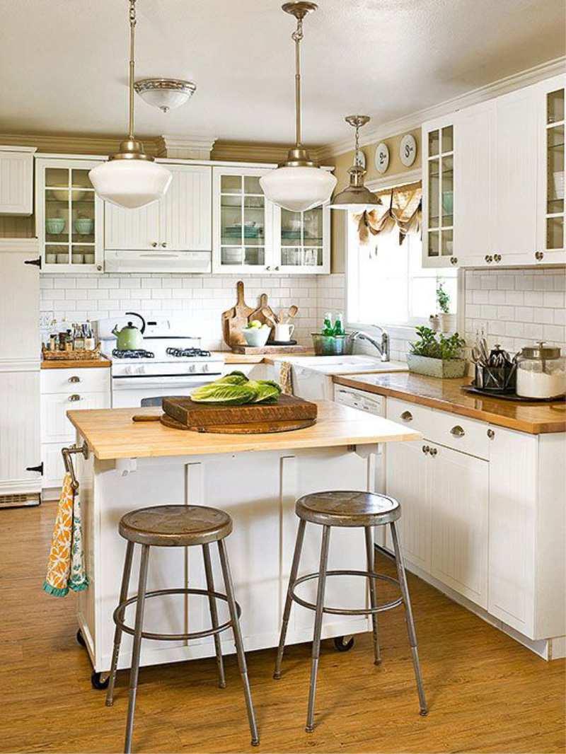 пол на кухне (68)