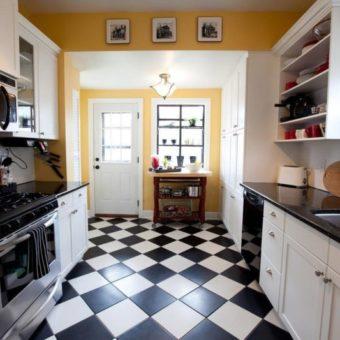 пол на кухне (70)